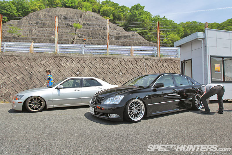size wheels and tire width-Hellaflush Kansai: More Slammed Awesomeness-autocraze