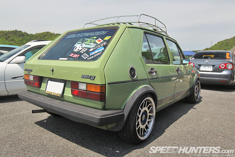 one of two oil-burning MKIs-Hellaflush Kansai: More Slammed Awesomeness-autocraze