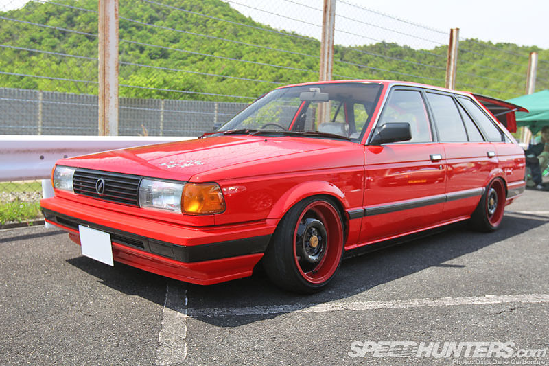 B12 Sunny Estate-Hellaflush Kansai: More Slammed Awesomeness-autocraze