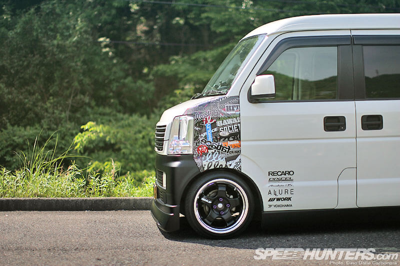 car wheel and tyre-Hellaflush Kansai: More Slammed Awesomeness-autocraze