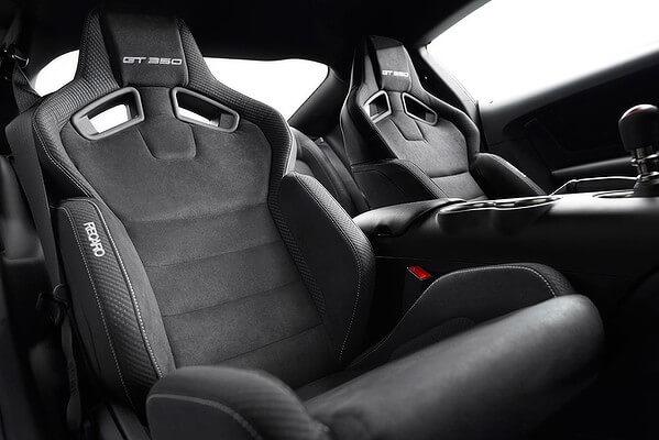 best comfort shelby mustang GT350 autocraze