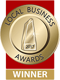 local business awards winner