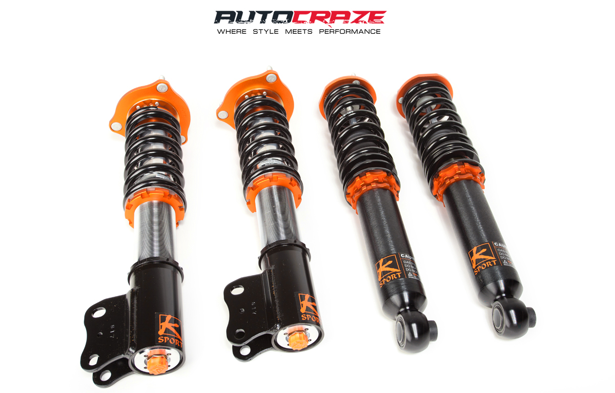 Coilovers Top Brand Springs Suspension Lowering