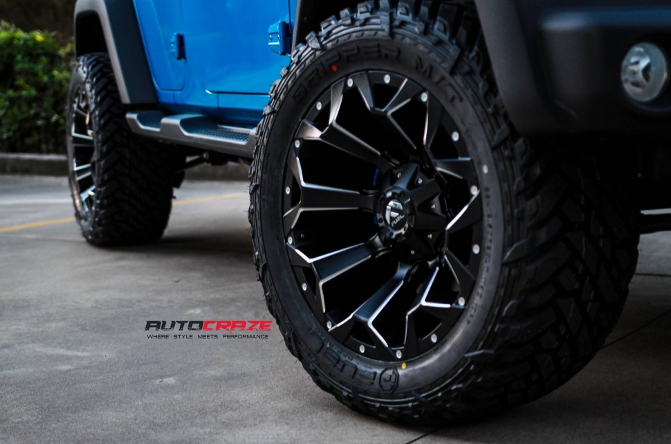 Jeep Jk Wheels >> Wrangler Rims | Great Deals On Premium Jeep Wrangler Wheels