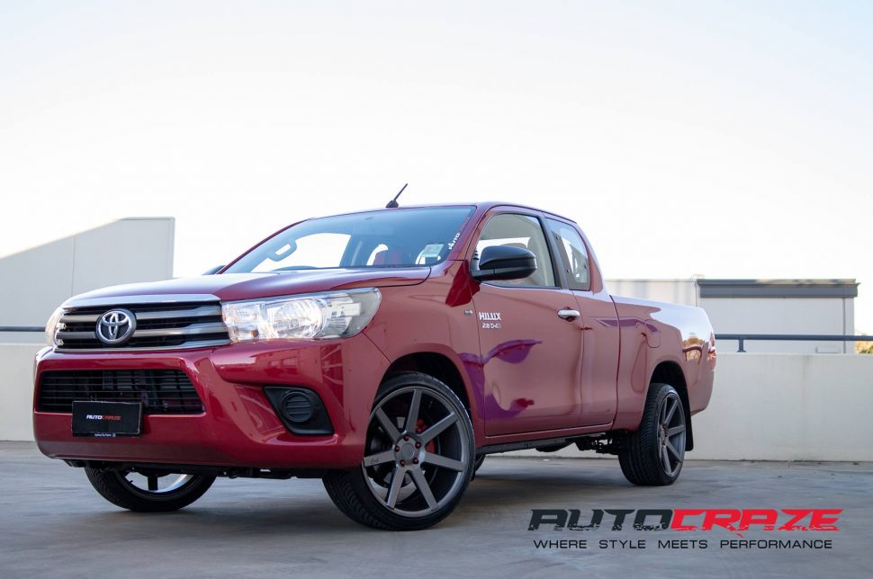 Toyota Of Olympia >> Toyota Hilux Mag Wheels | Hilux Alloy Rims and Tyres For Sale