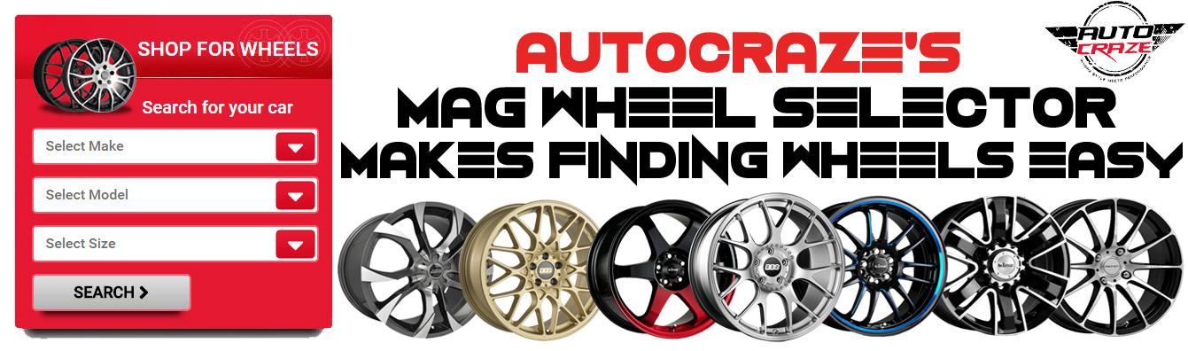 Mag Wheels For Cars