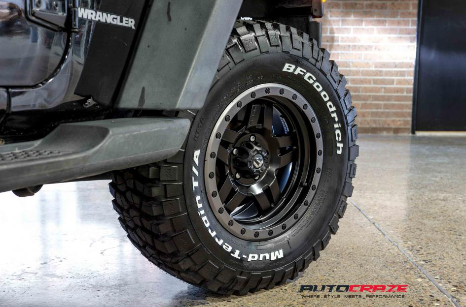 Jeep Wrangler Lift Kit >> Wrangler Rims | Aftermarket Wrangler Alloy Wheels And Tyres