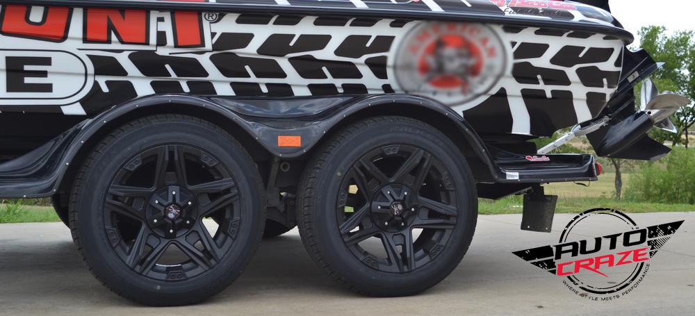 Mag Wheels For Trailers