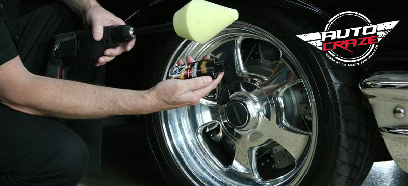 Mag Wheel Polishing AUTOCRAZE