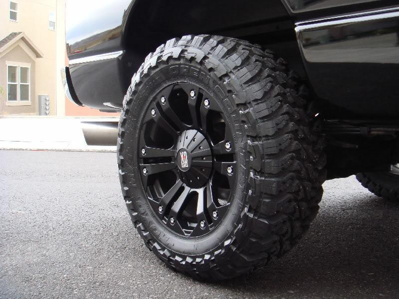 Monster Rim | Load Rated 4x4 Off-Road KMC XD Monster Wheels