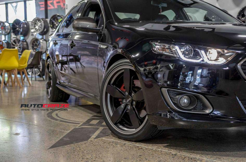 Offer Up Cars For Sale >> Ford Falcon wheels | Best Ford Falcon Rim And Tyres For Sale | Autocraze 1800 099 634