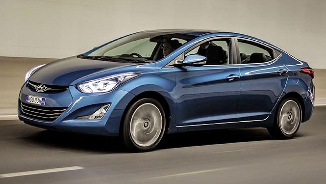 Hyundai Elantra Rims