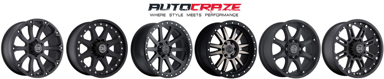 Alloy Wheels Huge Range Of Top Brand Mag Rims Autocraze