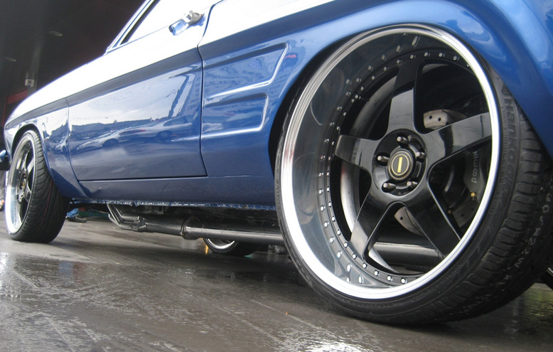 Classic Mag Wheels Performance Classic Alloy Rims For Sale - Classic car wheels