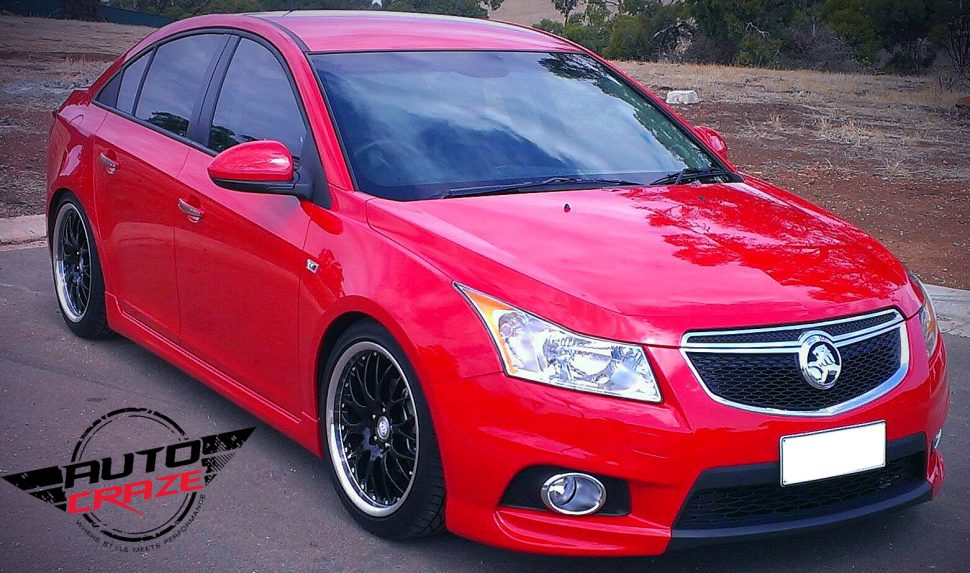 Holden Cruze Mag Wheels Discounted Holden Cruze Alloy Rims