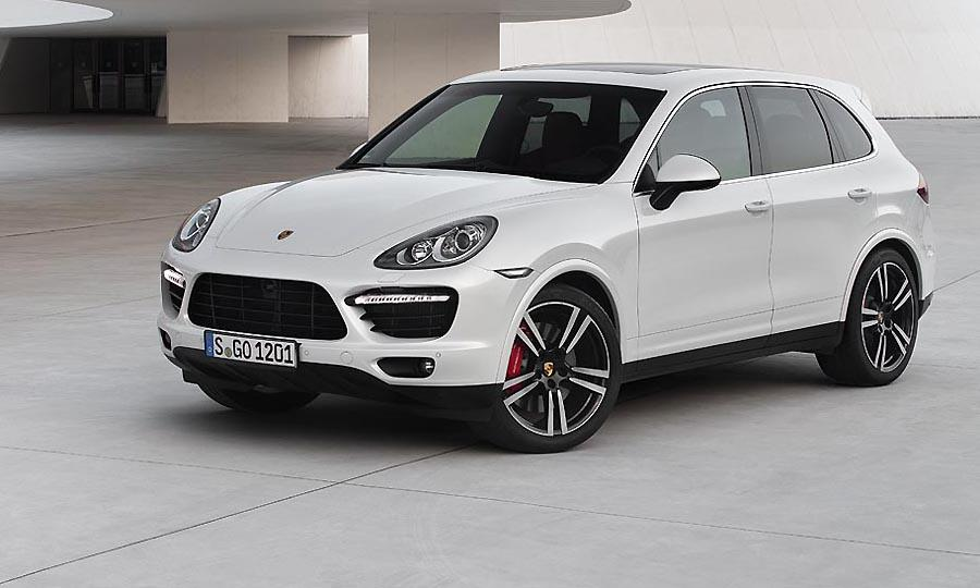 Porsche Cayenne Rims and Tyres