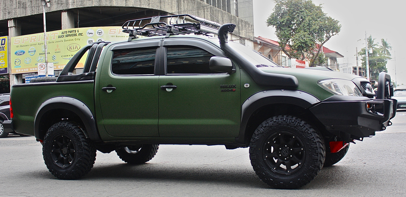 Cobra 11 Auto >> Toyota Hilux Rims | Best 4x4 Mag Wheels To Suit Toyota Hilux