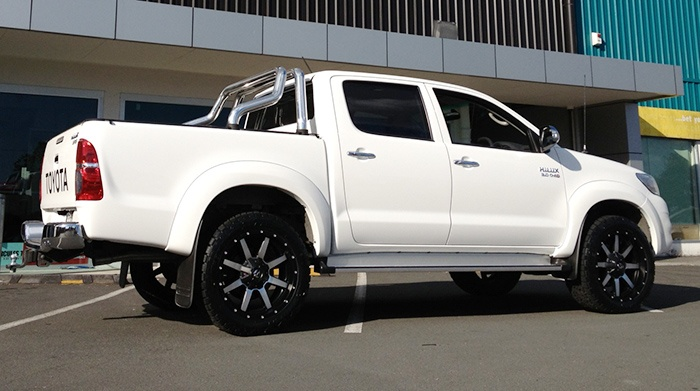 Toyota 4x4 Vector >> Toyota Hilux Rims | Best 4x4 Mag Wheels To Suit Toyota Hilux