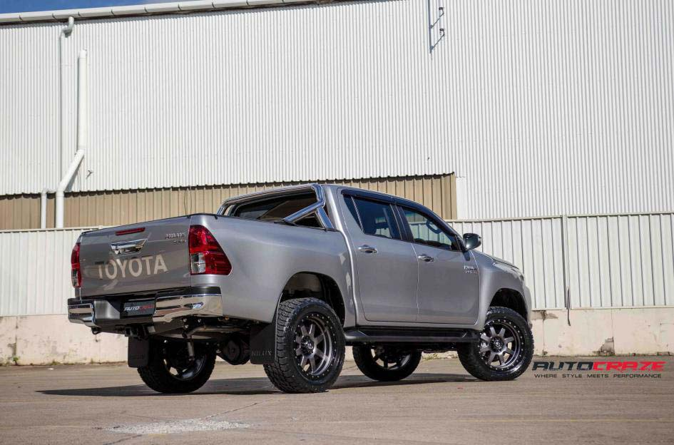 Toyota Hilux Wheels Toyota Hilux Rims And Tyres Packages