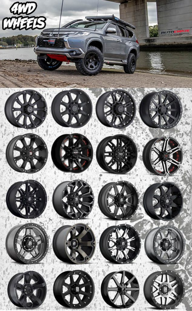Pajero Rims Mitsubishi Pajero Wheels And Tyres For Sale
