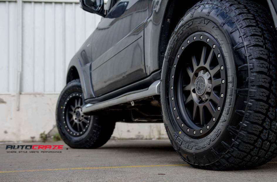 Pajero Rims Mitsubishi Pajero Wheels And Tyres For Sale