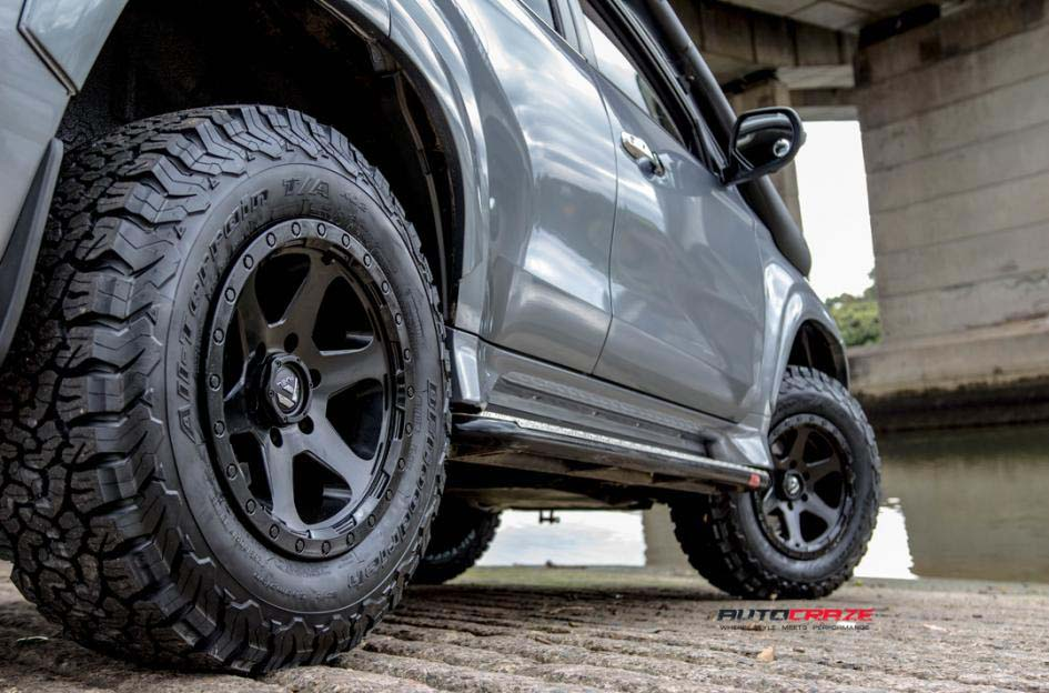 Pajero Rims | Mitsubishi Pajero Wheels And Tyres For Sale