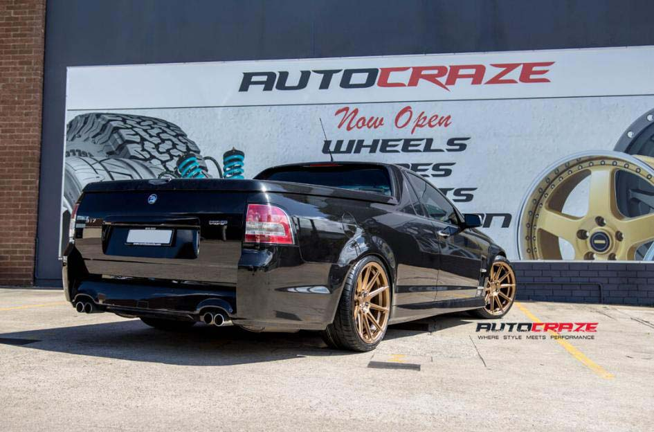 Holden Commodore Wheels and Tyres | Autocraze 1800 099 634