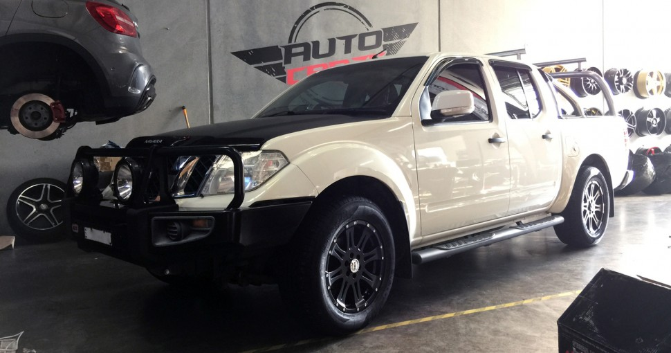 Ford Raptor For Sale >> Nissan Navara D40 Rims and Tyres | Wheels To Suit D40 ...