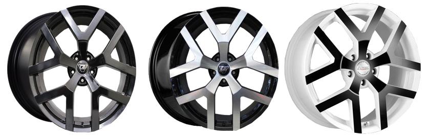 VE Wheels