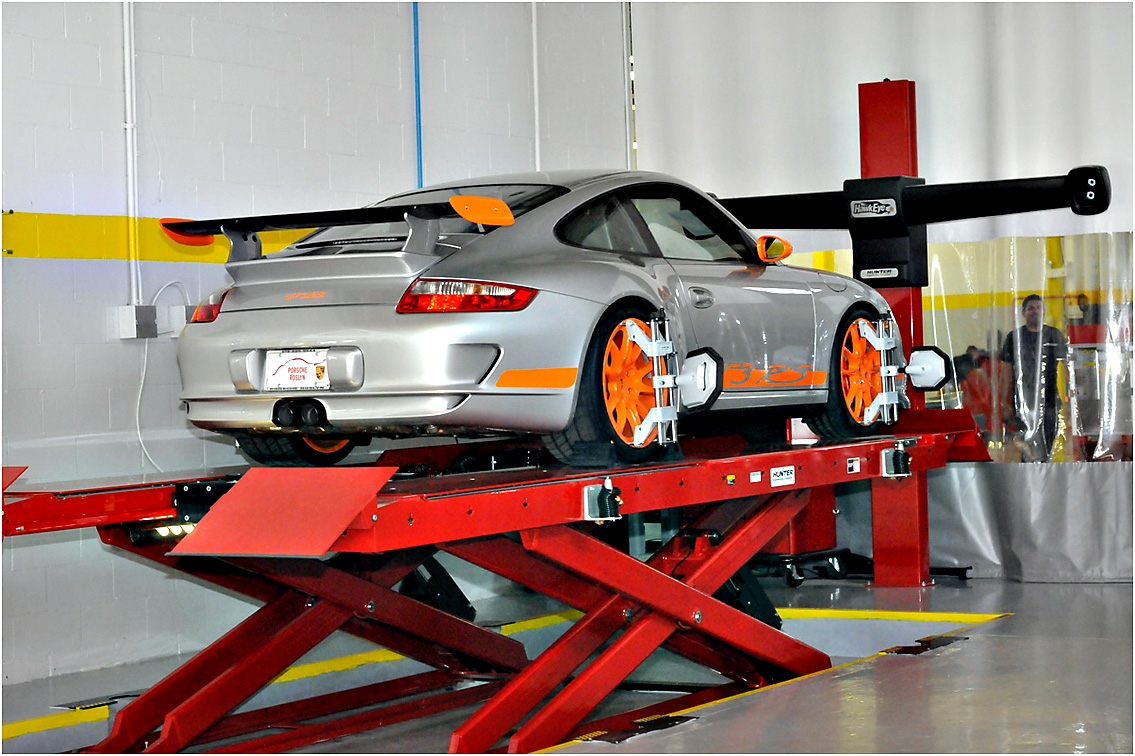 Wheel Alignment Guide Magwheels Rims Tyres Autocraze
