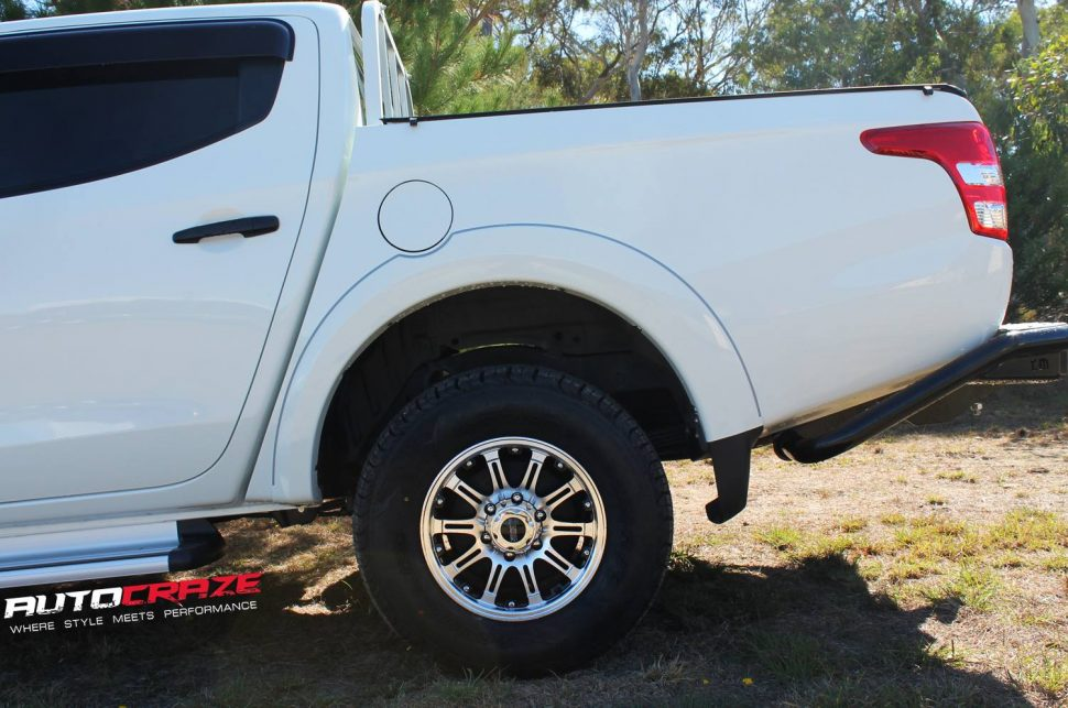 Mitsubishi Triton Mag Wheels Amp Tyres Load Rated Triton Rims