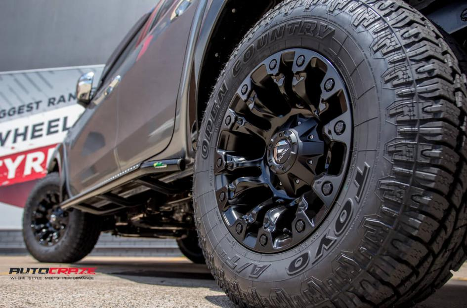 15Mitsubishi Triton Fuel Vapor Wheels Toyo Open Country Tyres Rear Fitment Close Up Shot Janurary 2018_large