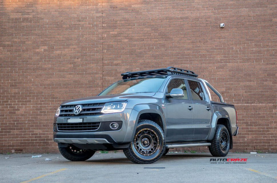 Mazda Lift Kits >> Volkswagen Amarok Rims | Toughest Off Road Amarok Wheels