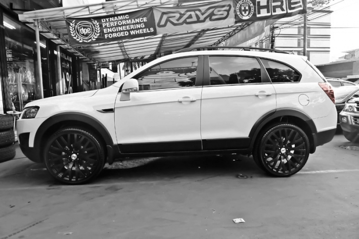 Holden Captiva Wheels Free Shipping On Holden Captiva Rims