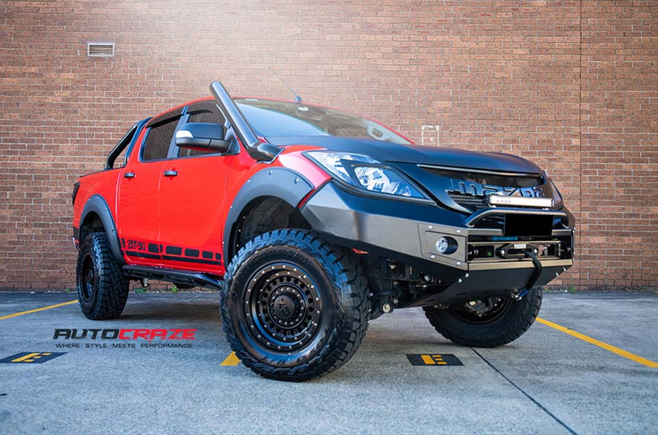 Lamborghini Tyre Size >> Mazda BT50 Rims & Tyres | Top BT-50 Ute 4x4 Wheels & Tyre Packages 2018