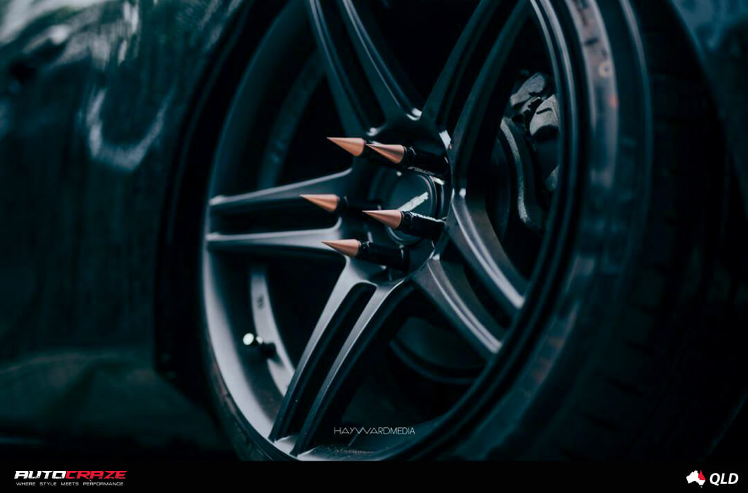 Toyota 86 Concave Concept CC02 Wheels Wheel Close Up Shot Gallery Janurary 2018