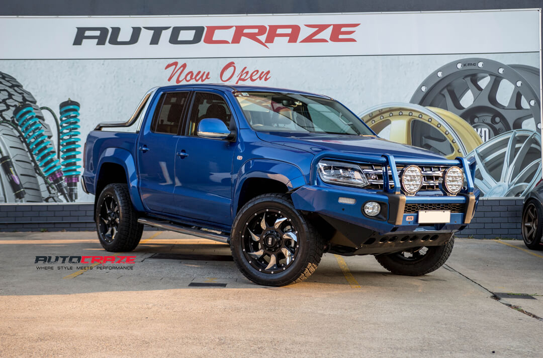 Mazda Lift Kits >> Volkswagen Amarok Rims | VW Amarok Off-Road Alloy Wheels and Tyres