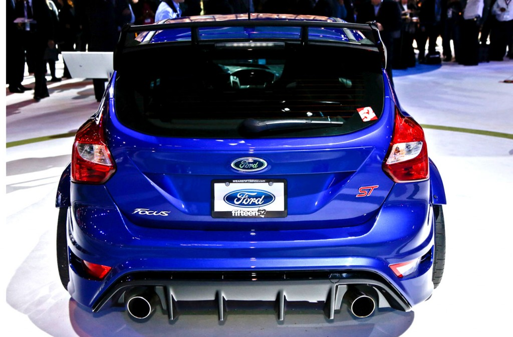 Ford Focus  The New 2016 RS  AutoCraze