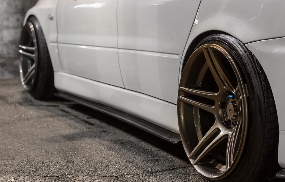 Concept concave wheels