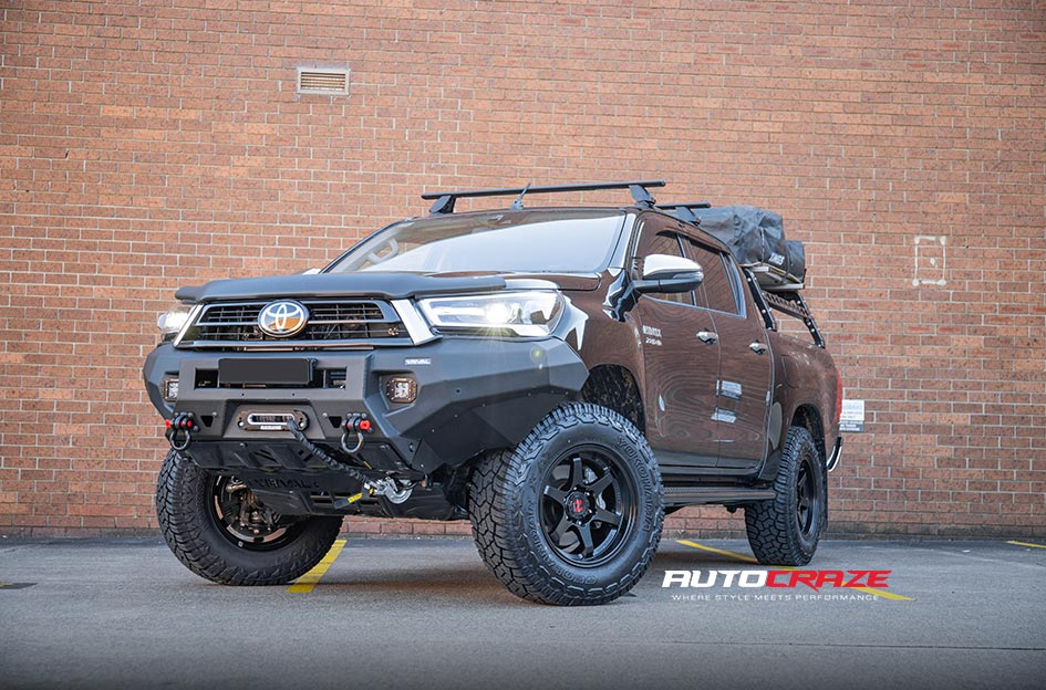 Toyota-Hilux-Nomad-Prosecutor-Matte-Black-Wheels-Front-Gallery-May-2021
