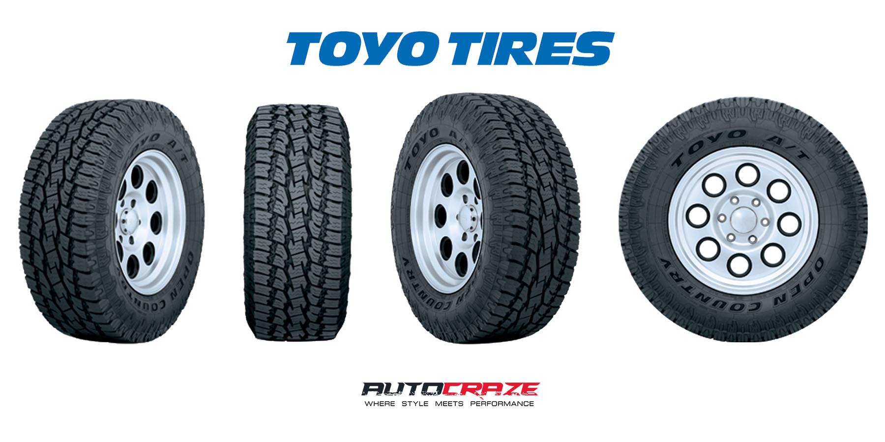 4x4 Tyres Quality Tough Off Road 4wd Tyres Autocraze