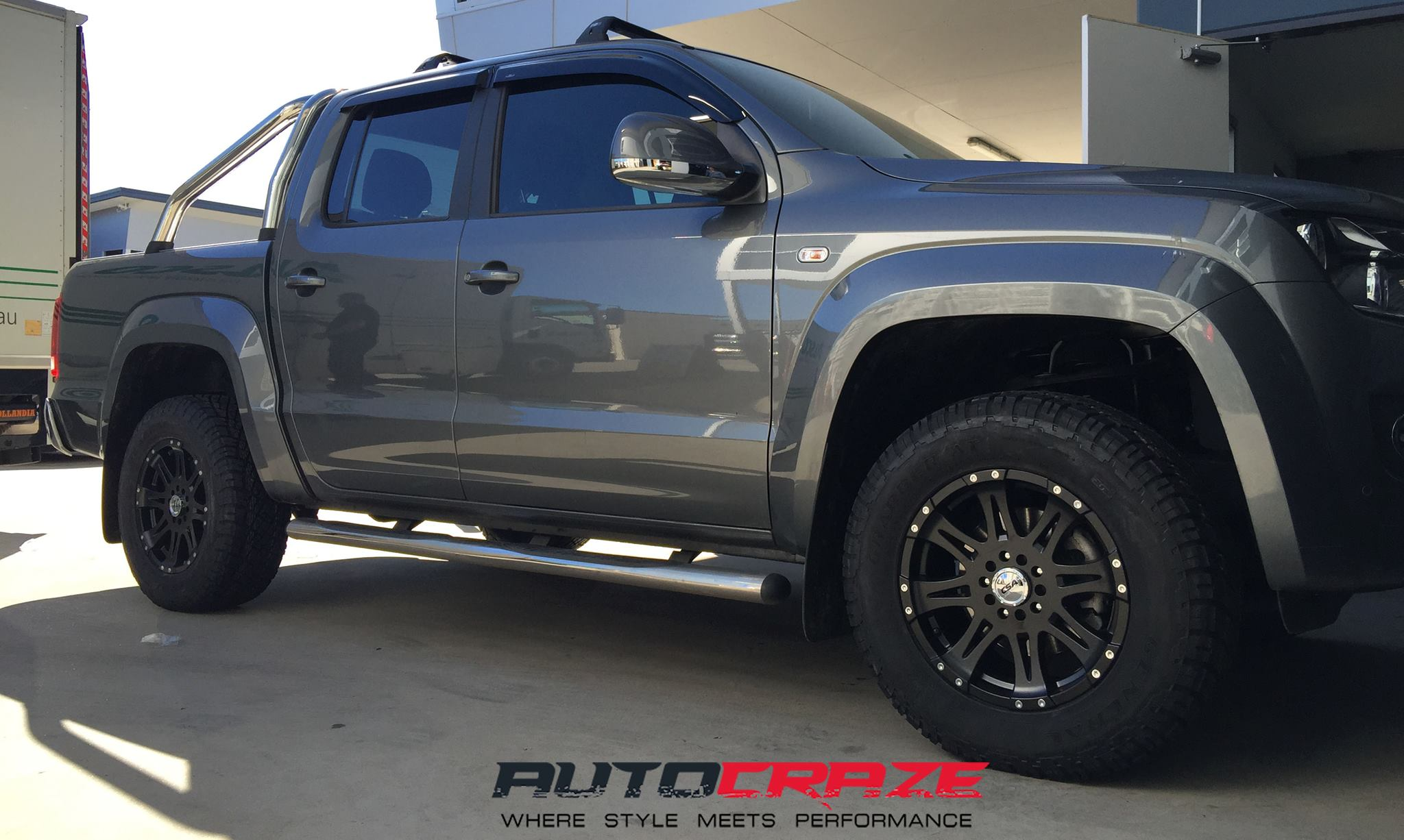 Mag Wheels For Amarok Volkswagen Amarok Aftermarket Rims