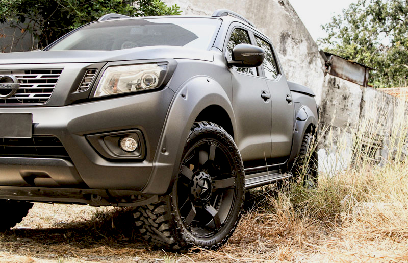 Nissan Navara Mag Wheels | Load Rated Nissan Navara Rims