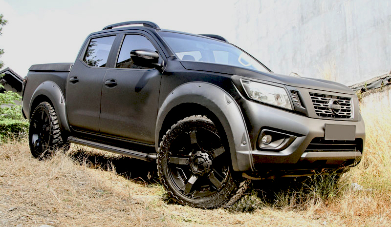 Np300 Rims Load Rated Tough Nissan Navara Np300 4wd Wheels