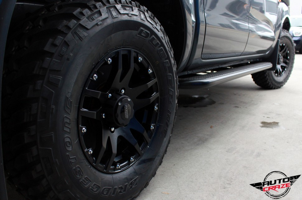 16 Inch 4WD Rims | Best 4x4 16 Inch Wheels And Tyres Packages