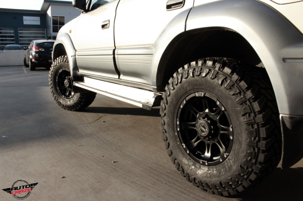 16 Inch 4wd Rims Best 4x4 16 Inch Wheels And Tyres Packages