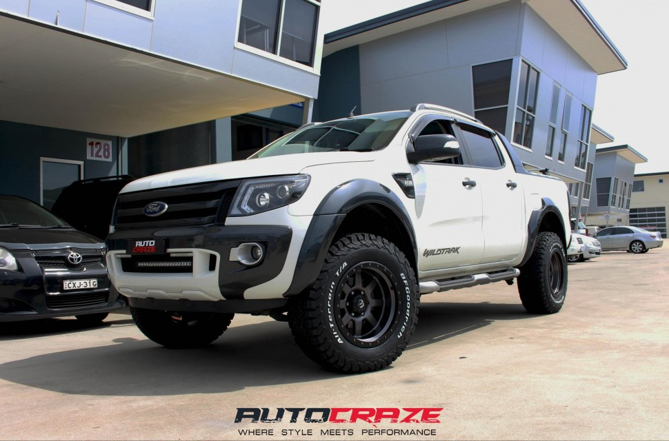 Mazda Lift Kits >> Ford Ranger Wheels And Tyres | 4x4 Aftermarket Ranger Rims