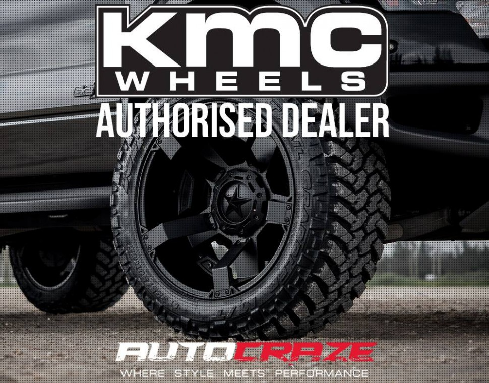 KMC Wheels | High Quality 4WD KMC XD Rims Packages For Sale