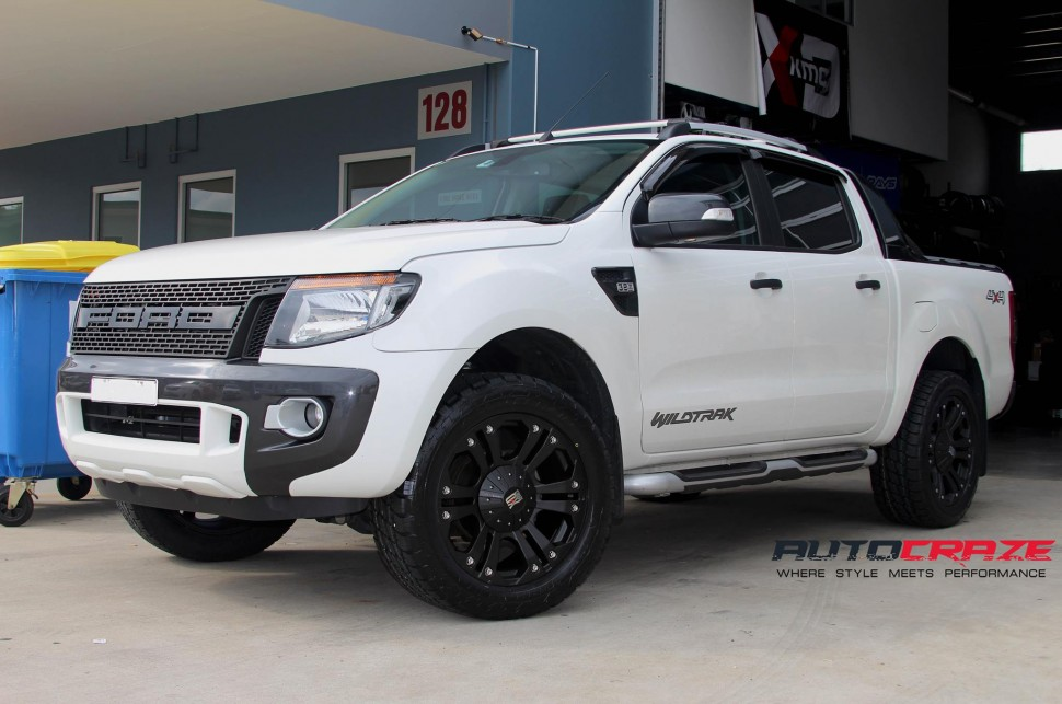 Ford Ranger Wheels And Tyres 4x4 Aftermarket Ranger Rims