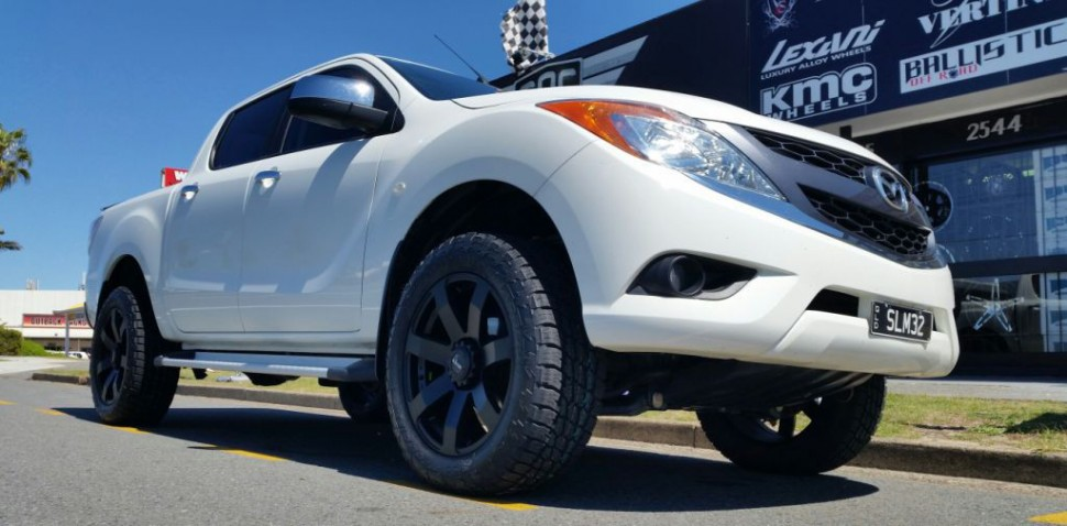Mazda BT50 Wheels and Tyres | Alloy 4x4 BT50 Rims For Sale